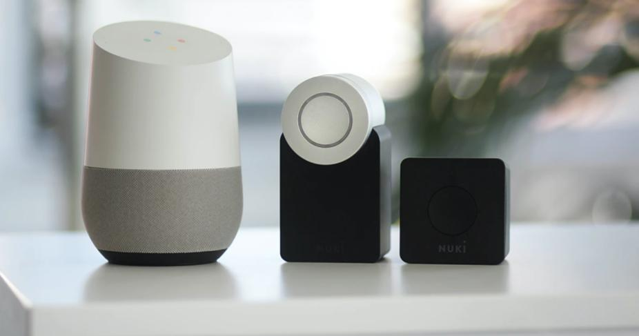 google home apparaten