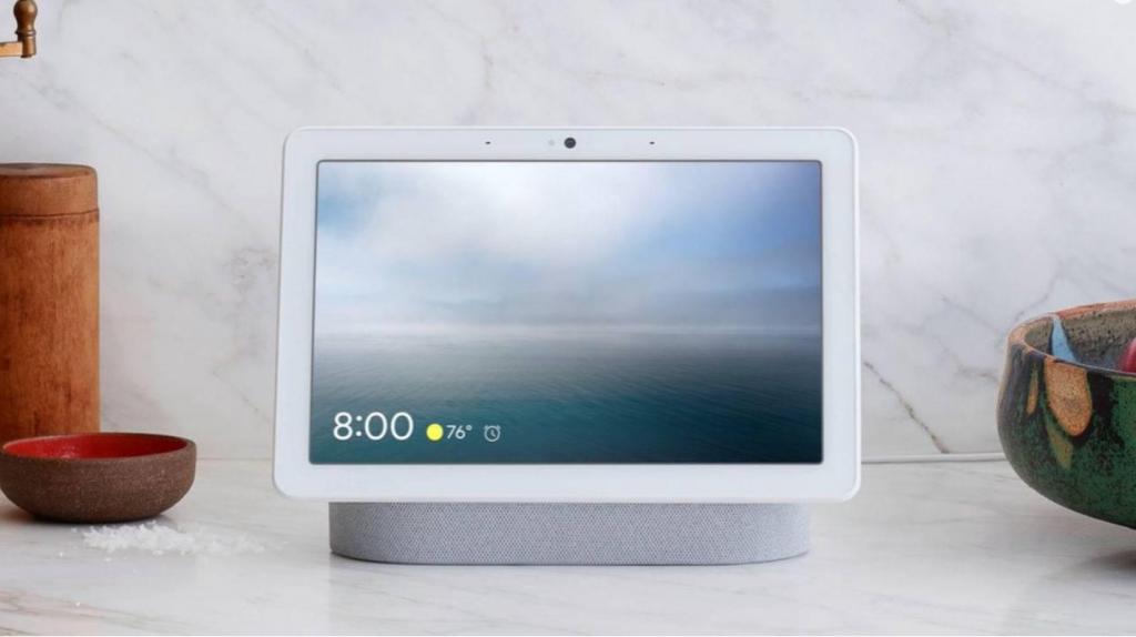 google nest hub max mogelijkheden