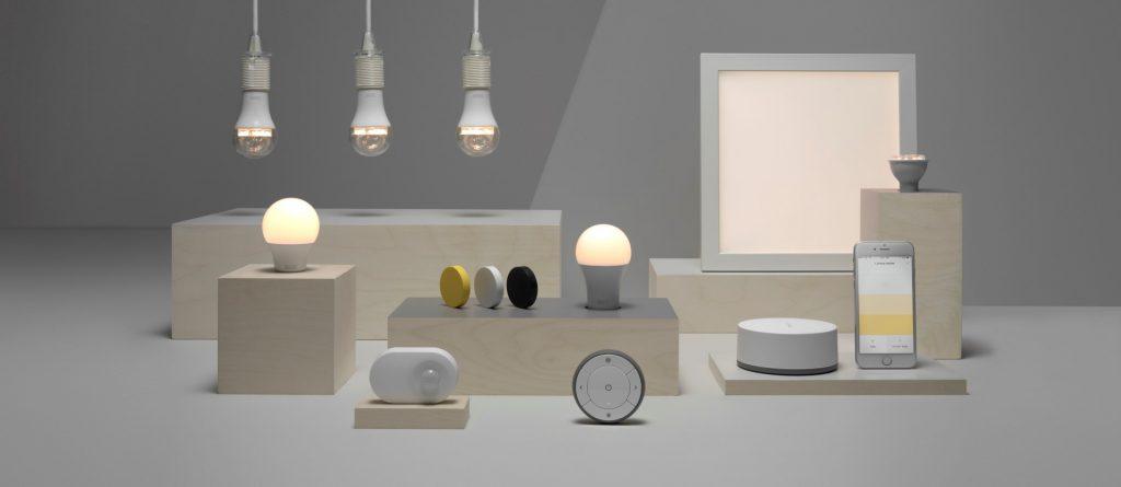 IKEA slimme lampen