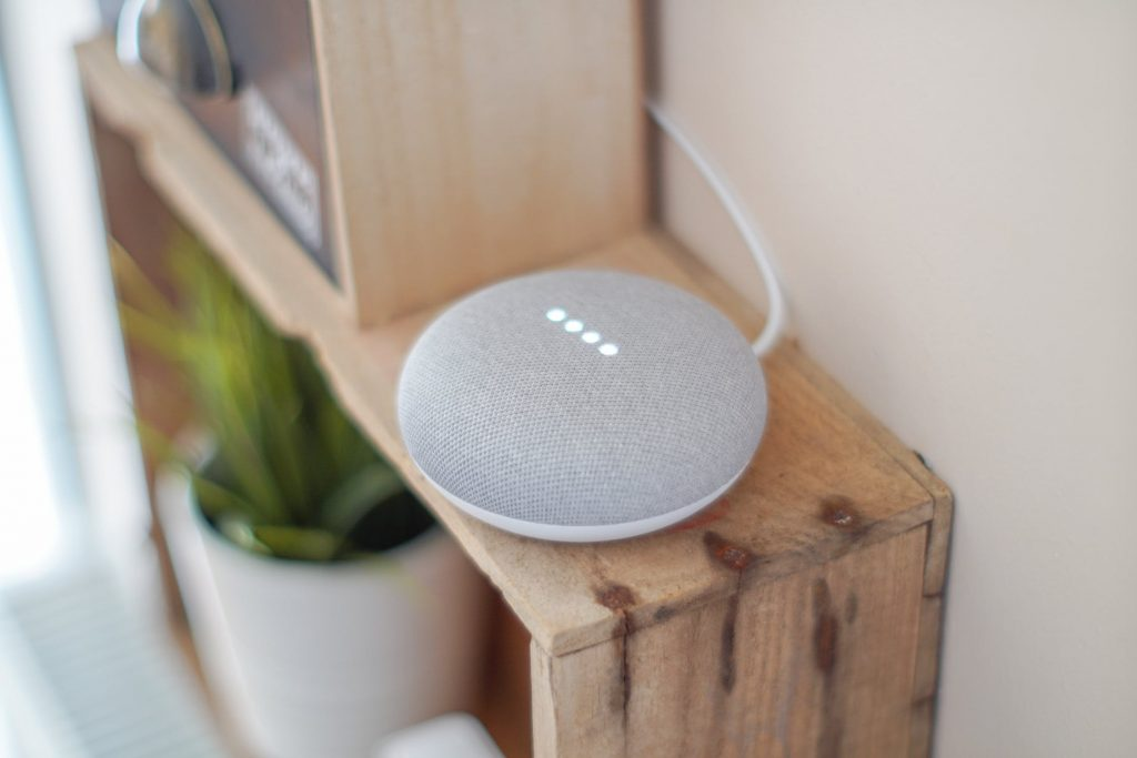 domotica systeem google home