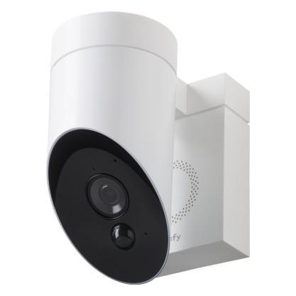 Somfy Outdoor Beveiligingscamera