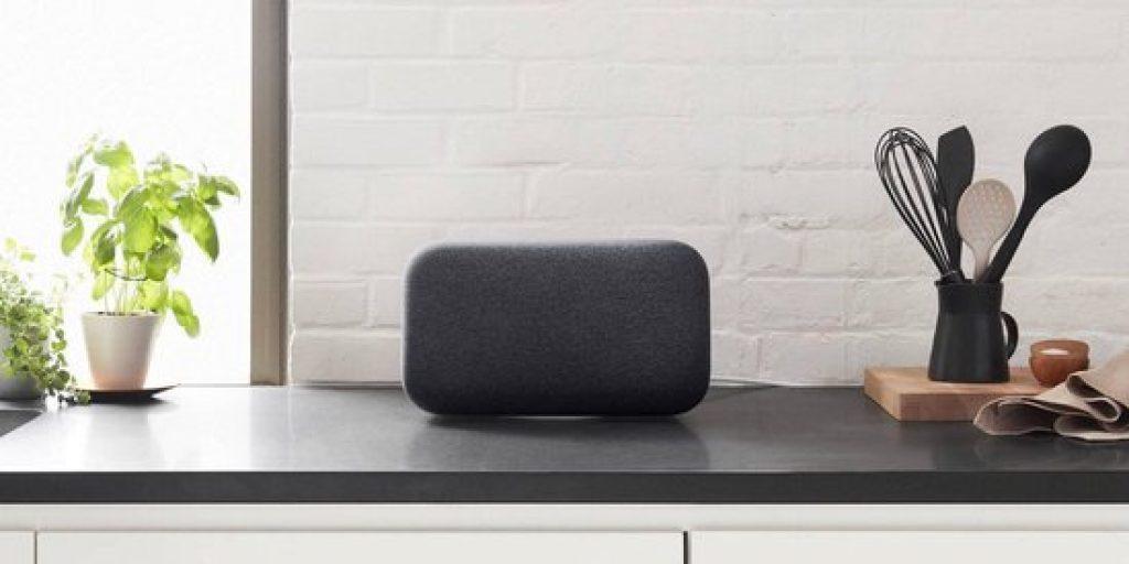 google home max voor muziek