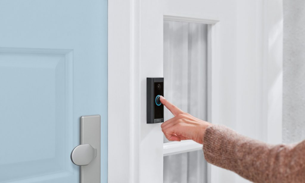ring video doorbell wired