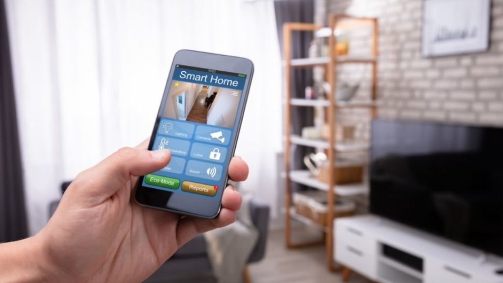 smart home beveiliging