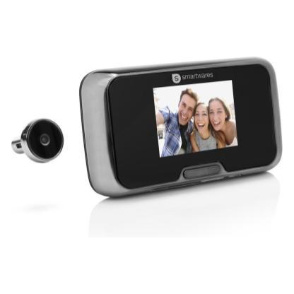 Smartwares VD27 Slimme Video Deurspion