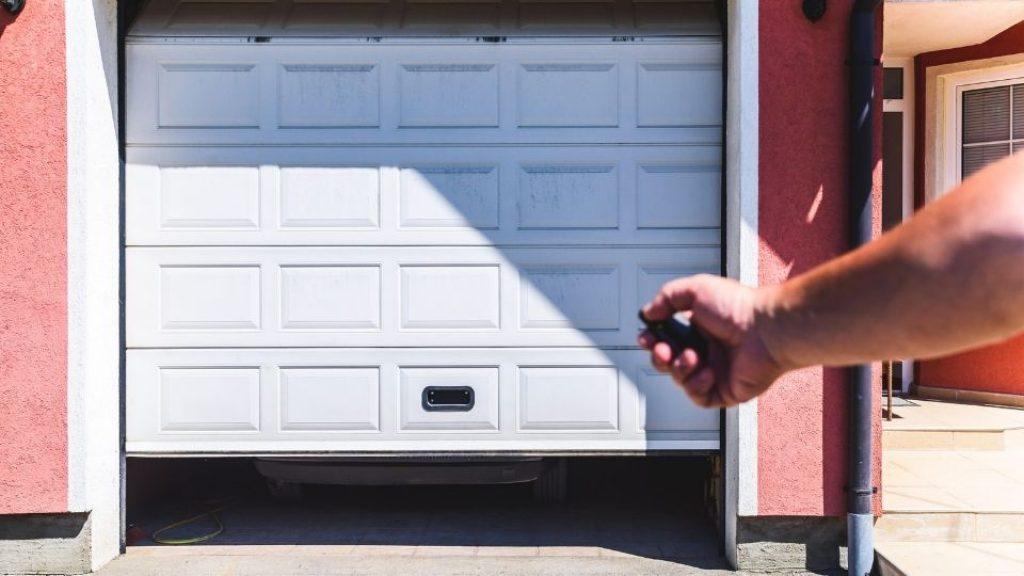 automatische garagedeuren